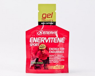 Envervit Citrus Gel Energy During Sports