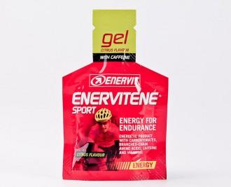 Envervit Citrus Gel Energy During Sports