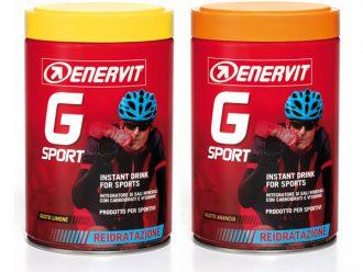 sportdryck från enervit G sport
