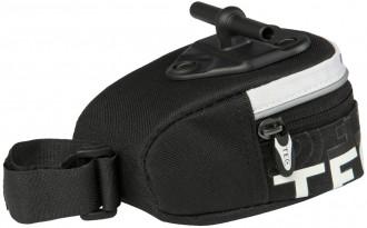 sadelväska från tec storlek 0,5 liter