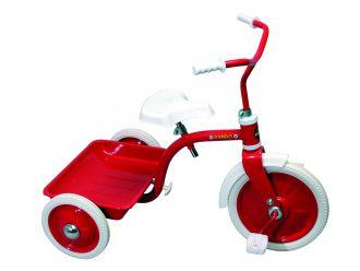 trehjuling bambo crescent