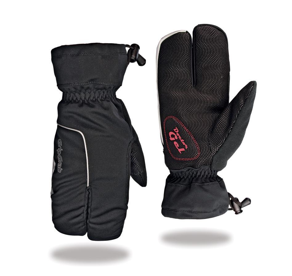 GripGrab Nordic med Lobster-konstruktion är en kanonfin handske när temperaturen går neråt.
