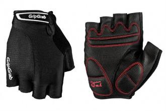 GripGrab ProGel med extra mycket padding i handflatan samt stretchmaterial på ovansidan för bästa möjliga komfort