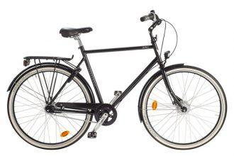 Classic herr cykel av högsta kvalite från smålänska skeppshult. Svensk kvalite