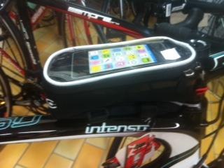 Tec ramväska för iphone
