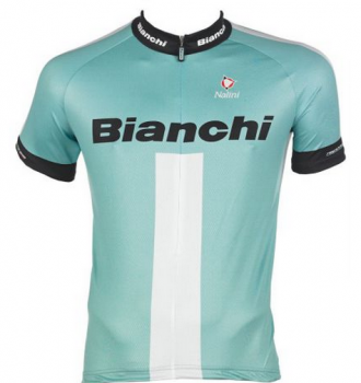 Bianchi cykeltröja