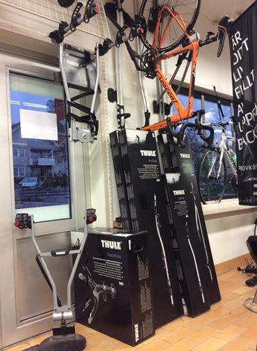 Thule cykelhållare