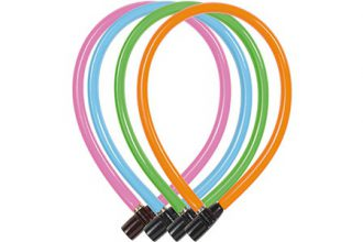 Abus Cable Lock 1900 Colours
