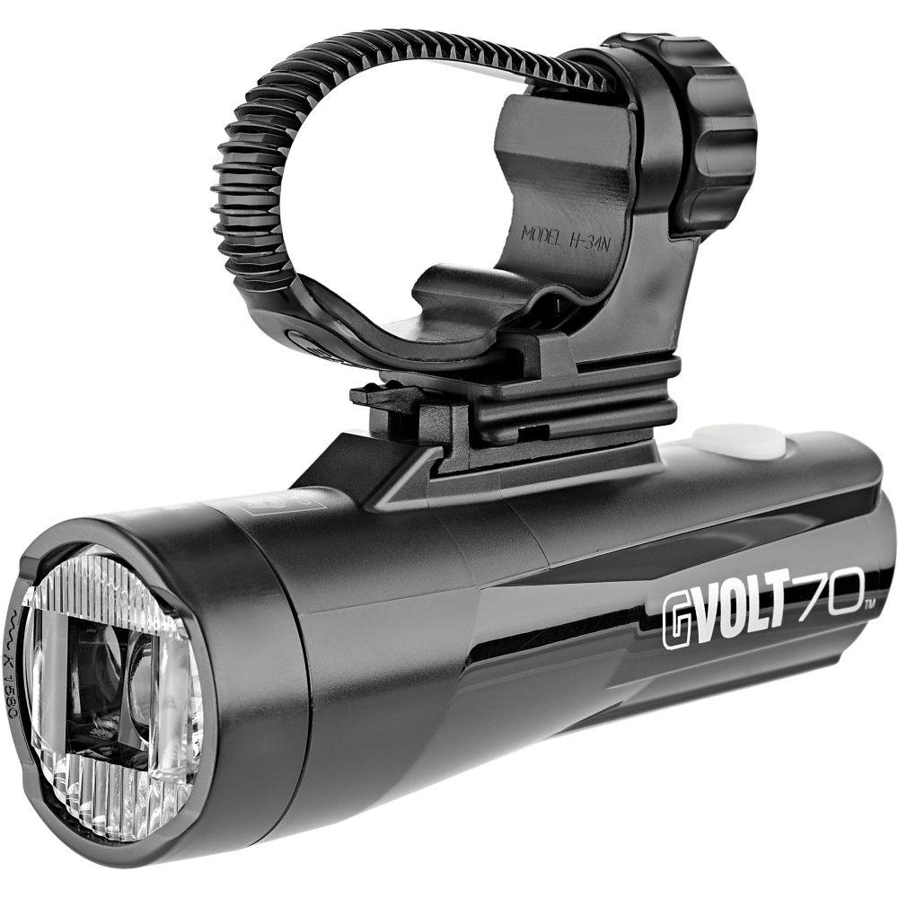 Cateye framlampa 70 Lux