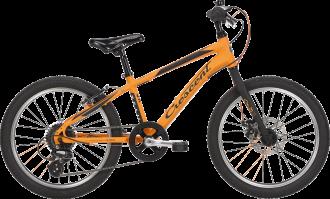 Ny lätt barncykel från crescent. Något för den som vill cykla snabbt.