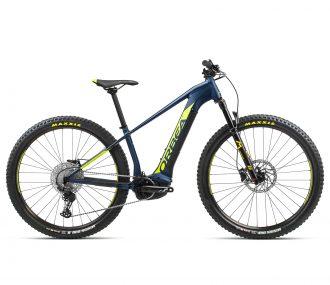Orbea wild HT 30 29 blå el mtb cykel