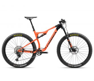 Orbea oiz H10 TR orange 2021