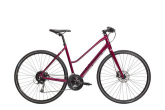 crescent femto röd 2019 sport hybrid