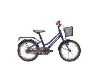 barncykel från crescent i nya färgen lila