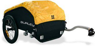 burley nomad cykelvagn för touring