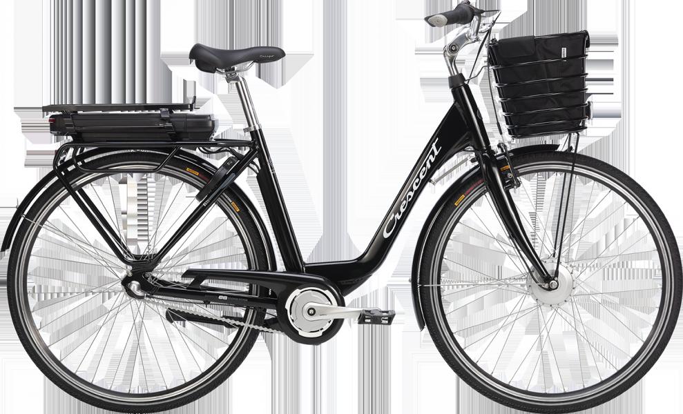 Crescent Ella 2017 elcykel 3-vxl demo ex