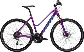 crescent anaris sport cykel lila 2018