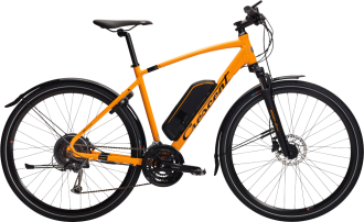 El cykel med e going systemet från Crescent