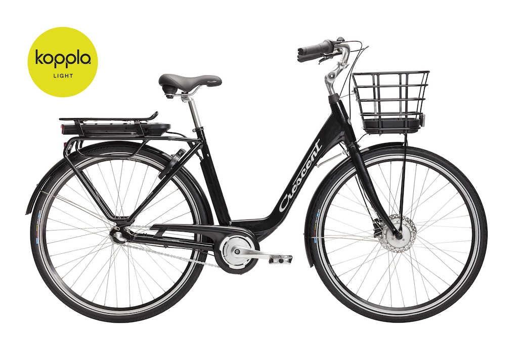 Crescent Ella 2020 elcykel 3-vxl