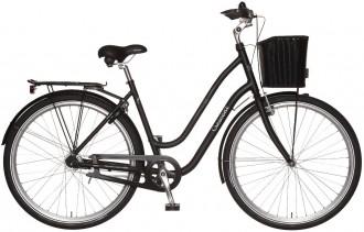 Crescent klassiksk cykel med fotbroms och 7-vxl