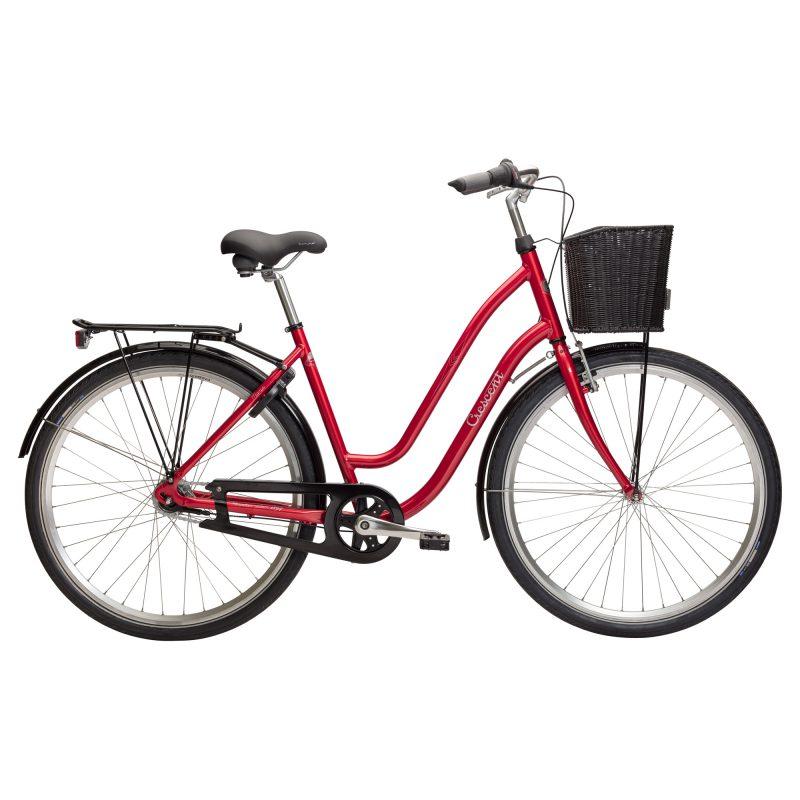 3 eller 7 växlar på cykel