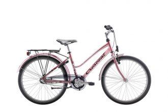 Den perfekta barncykel med hög kvalite och fullt utrustad från crescent modell ran