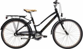 Barncykel från Crescent med 3-vxl och fotbroms