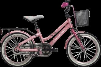 Lättaste och snyggaste flickcykeln på marknaden.