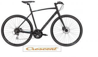 sportcykel från crescent modell yokto