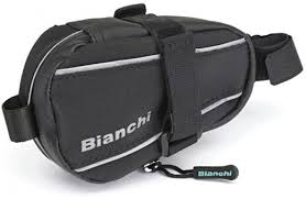 Bianchi sadelväska
