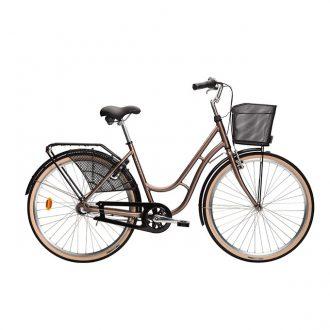 Klassisk damcykel från monark med modellnamnet karin och 3-vxl