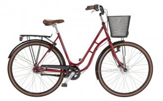 skeppshult natur dam cykel med 7-vxl är en klassisk modell som man inte tröttnar på.
