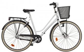 Damcykeln med all känsla man vill uppleva på en standard damcykel med 7-vxl prov cykla