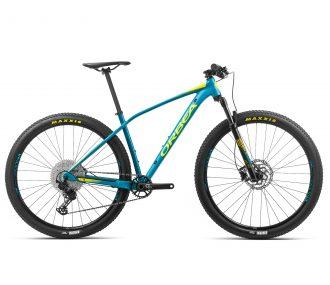 orbea alma h30 blå gul 2020