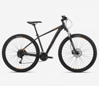orbea mx 40 29 2019 svart orange