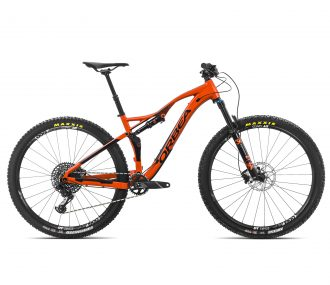 orbea occam tr h10 2019 XL orange