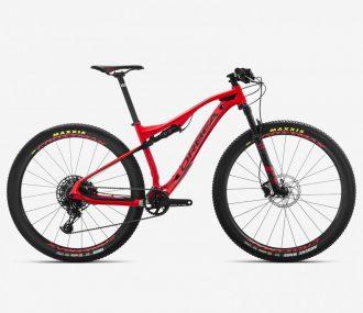 orbea oiz 29 M50 röd 2019