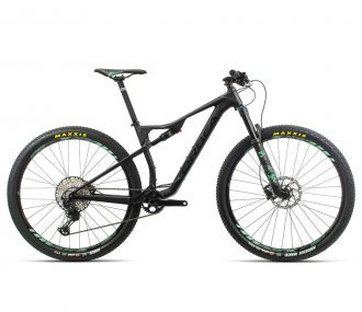 orbea oiz h20 svart 2020 med dropper post