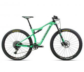 orbea oiz m20 tr grön 2020