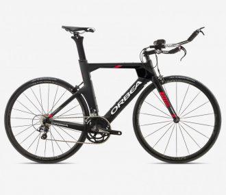 Triathlon cykel från orbea med carbon ram