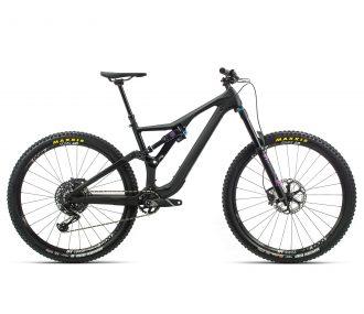 Den perfekta enduro cykeln med 160mm bak och 170mm fram dämpning