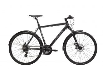 peak alington sportcykel med fjädrande framgaffel