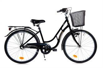 Sandnäs Idö är en 24 flickcykel med 3 vxl och fotbroms
