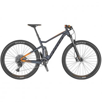 scott spark 960 2020 svart