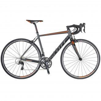 racer cykel från scott med shimano 105