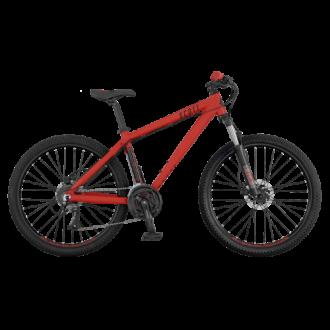 dirt cykel med hög kvalite från scott med hydrauliska skivbromsar och heter voltage yz10