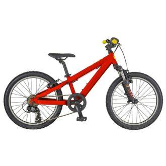 Fräck 20 barncykel från Scott med 7-vxl och handbroms
