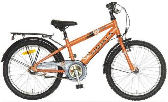 En Sjösala pojkcykel till kanonpris