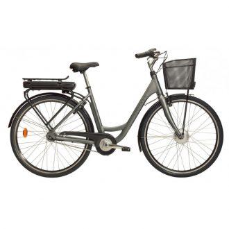 sjösala lilja 7-vxl dam cykel med EL