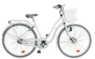 Damcykel från skeppshult svensk klass cykel